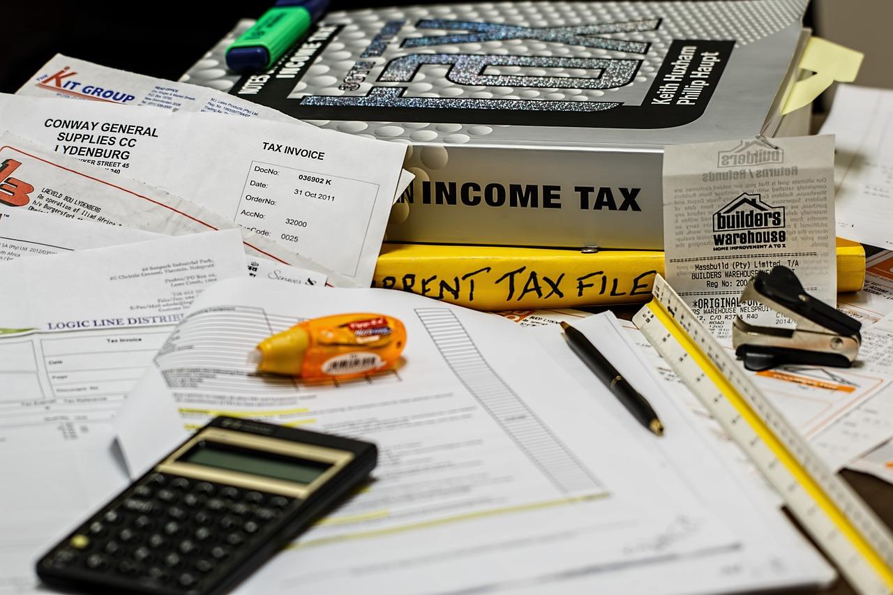 belastingaangifte